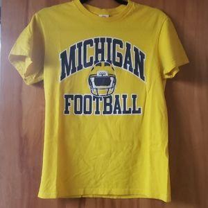 University of Michigan Football T-Shirt